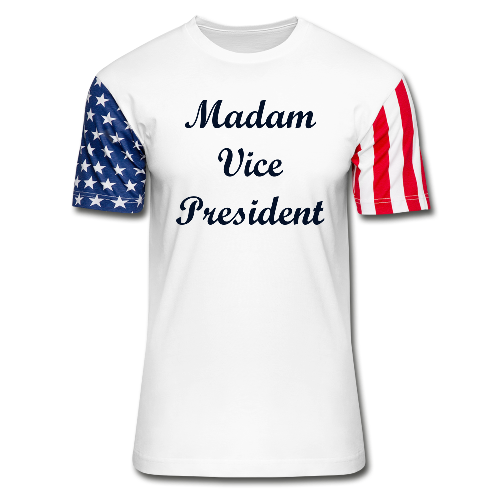 Stars & Stripes T-Shirts - white