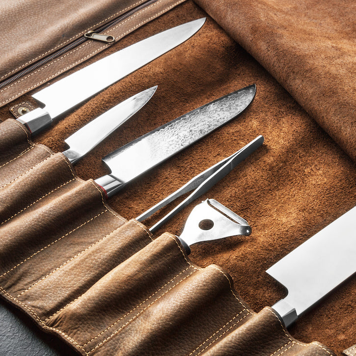 Kitchen Accessories - The Knife Roll