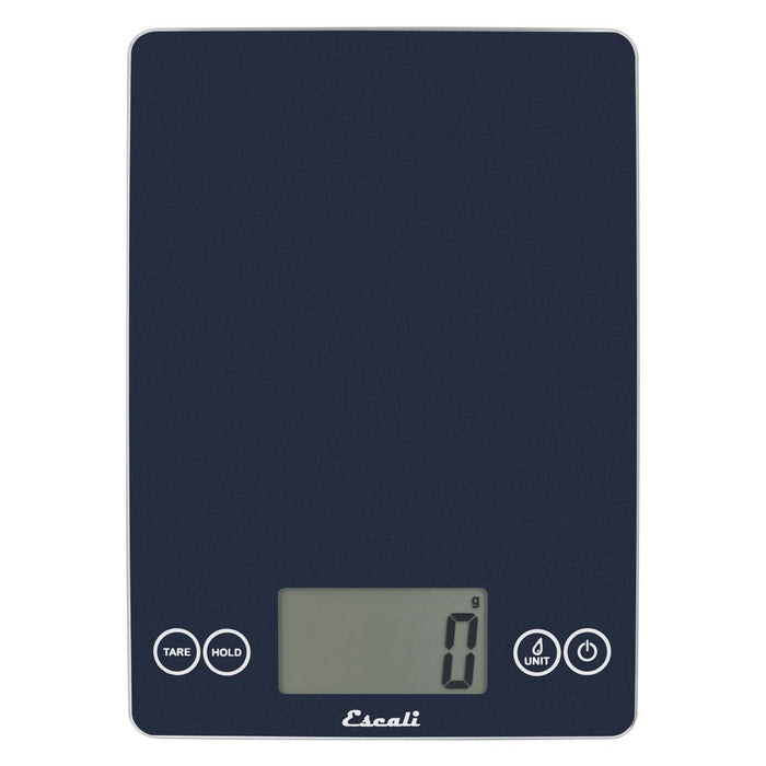 Metallic Arti Glass Kitchen Scale
