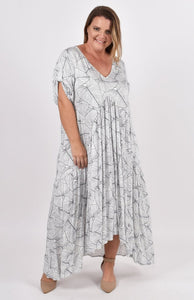 COASTAL DREAM PEAK MAXI