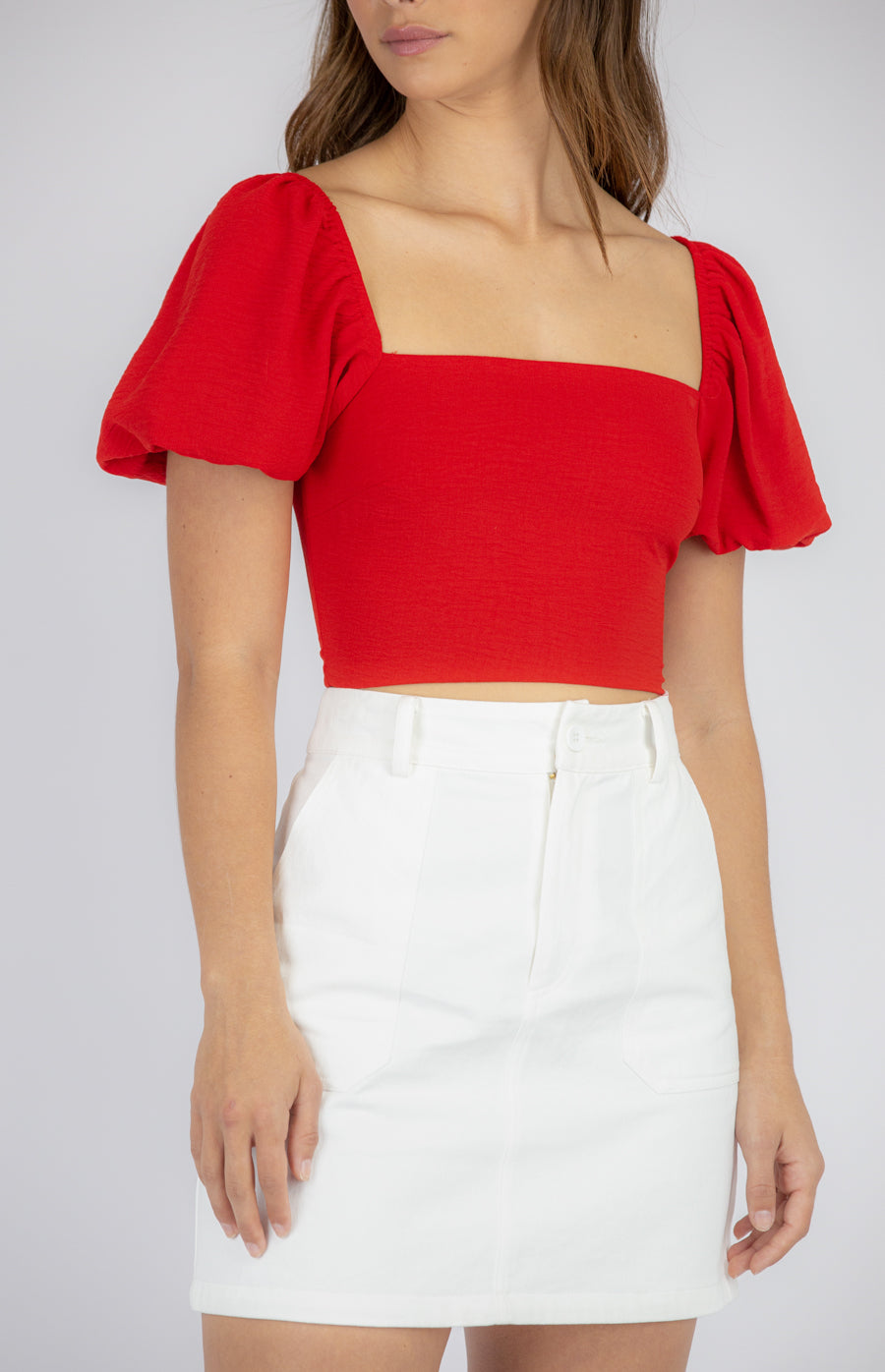 Ruby Puff Sleeve Top