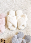 Skylar Slippers - Cream