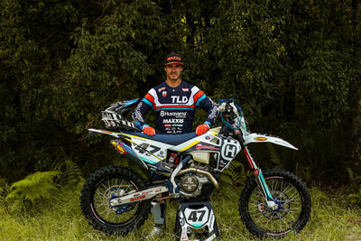 Todd Waters to race the 2020 Australian Off-road Championship