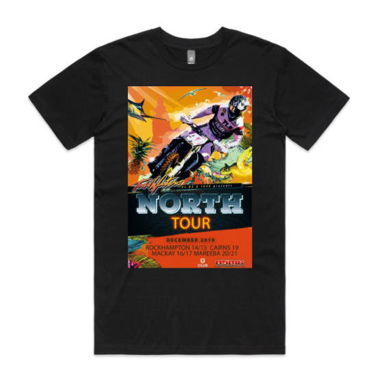 Up North Tour Tee