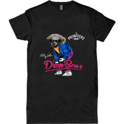 Drop Bear - Tall Tee