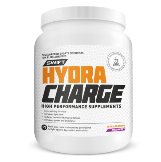 SWIFT HYDRA CHARGE INTRA-TRAINING BCAAS/HYDRATION