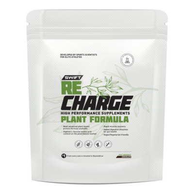 RECHARGE PLANT FORMULA ATHLETE RECOVERY PROTEIN