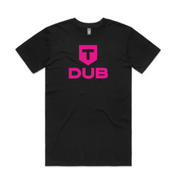 TDUB KIDS BLOCK TEE - COLOURED LOGO OPTIONS