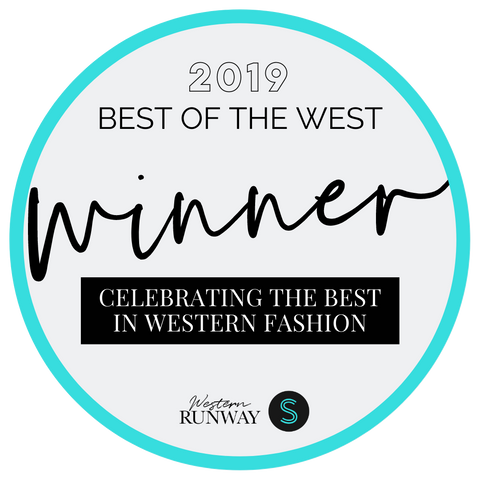 2019 Best of the West Boutique Winner