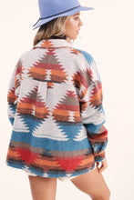 Load image into Gallery viewer, Arizona Aztec Jacket