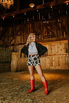 Cowtown Shorts