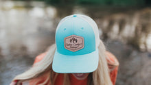 Load image into Gallery viewer, Cactus Cowgirl Trucker Hat