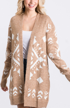 Load image into Gallery viewer, Aztec Cardigan