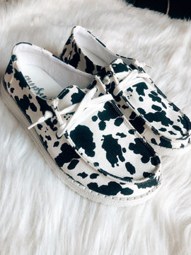 Cowtown Slip On Shoes