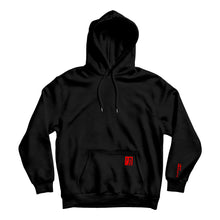 Load image into Gallery viewer, Lone Romantic - Hoodie Black