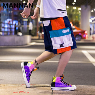 Casual Hip Hop Pocket Shorts Pants - Stoonky