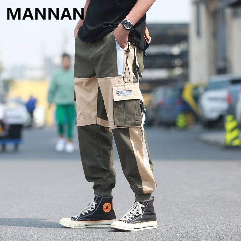 Fashion Cargo Pants - Stoonky