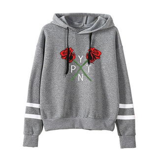 Casual rose Sweatshirt - Stoonky