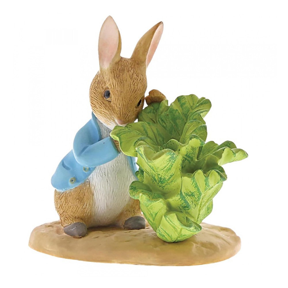 Peter Rabbit | With Lettuce Mini Figurine