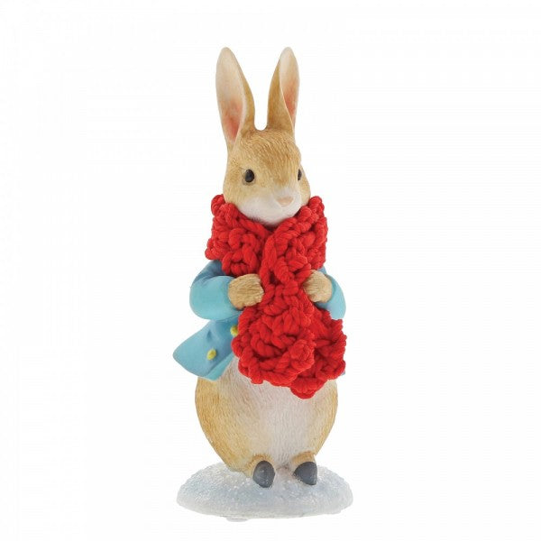 Peter Rabbit | Peter in a Festive Scarf