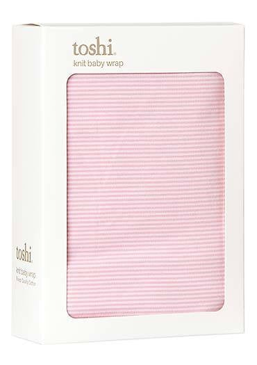 Wrapy knit sleepytime | Blush