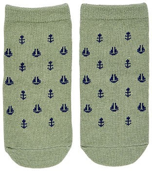 Organic socks | Nautical