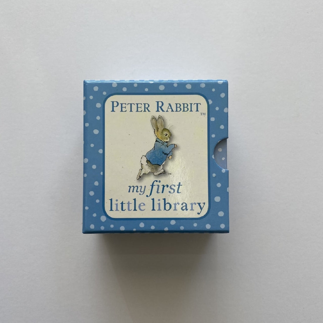 Peter Rabbit I My First Little Library