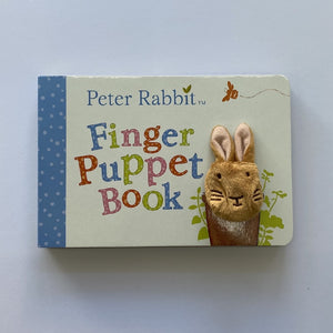 Peter Rabbit | Finger Puppet Book