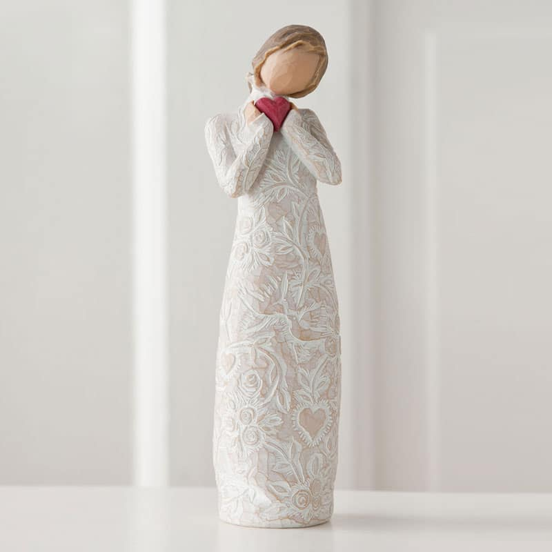 Willow Tree | Je T-Aime (I love You) Figurine