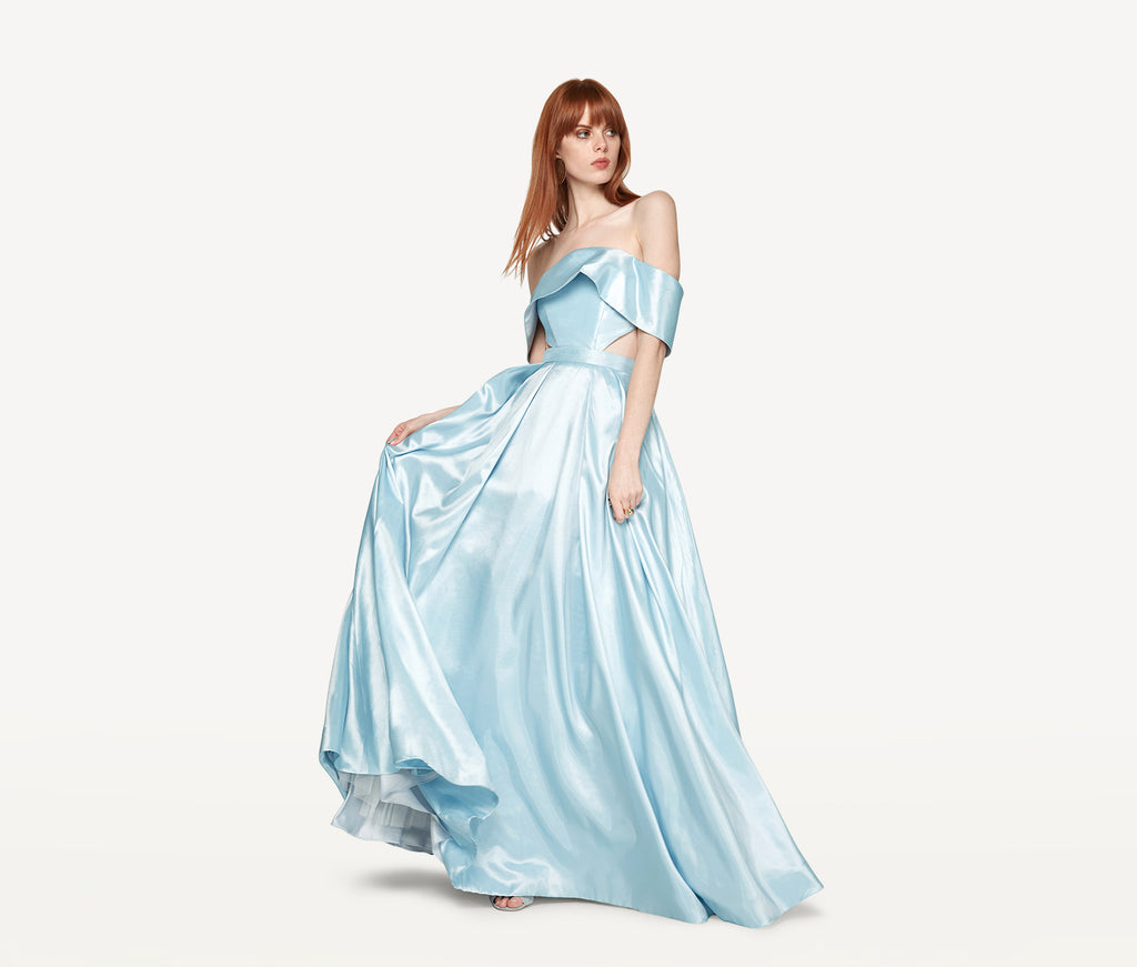The Pegasus Gown