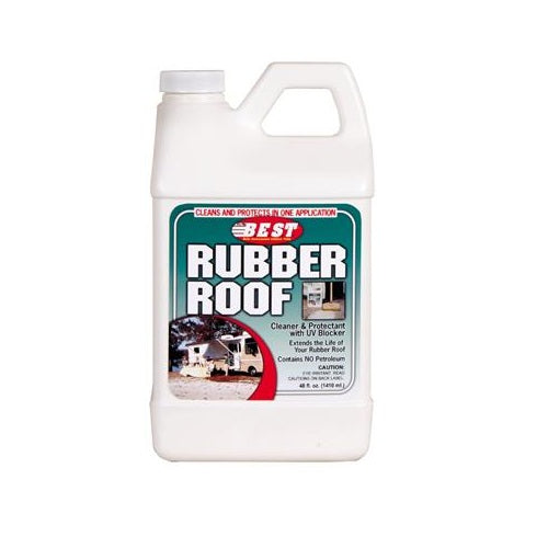 Rubber Roof Cleaner & Protectant