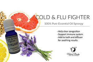 Cold and Flu Fighters - Natural Beauty Skincare