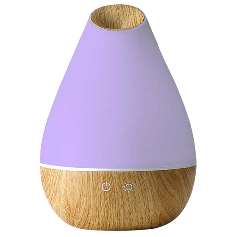 Aroma Fresh Ultrasonic Ionizing Diffuser + Humidifier