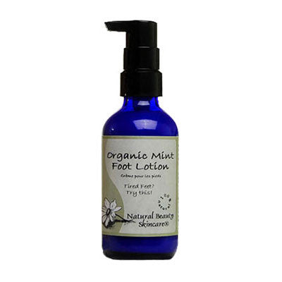 Mint & Shea Butter Foot Lotion