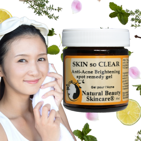 SKIN-So-CLEAR™ Anti-Acne Brightening Gel