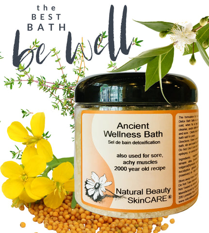 Ancient Wellness Bath Salts