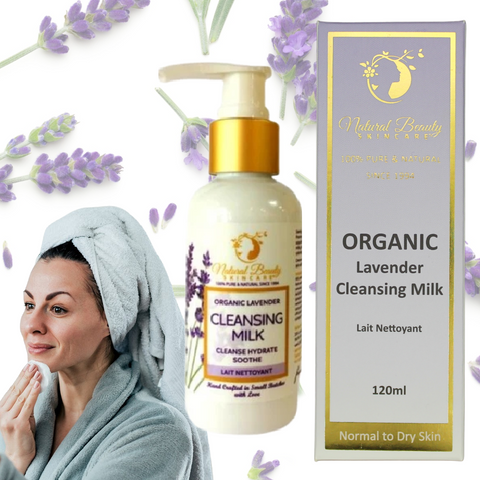 Lavender Cleansing Milk