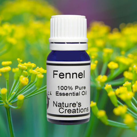 Sweet Fennel Essential Oil 10ml