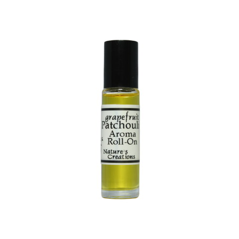 Organic Grapefruit & Patchouli Roll On