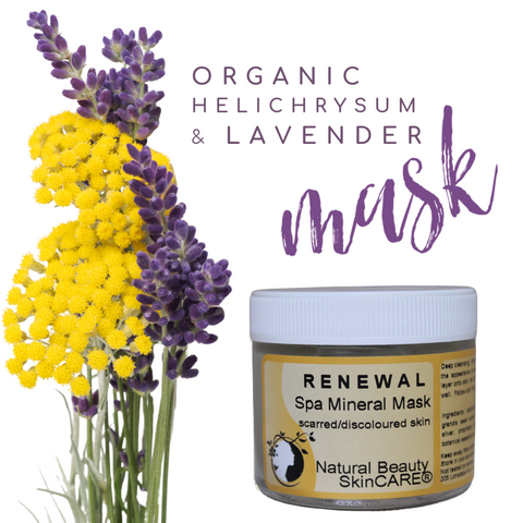 Renewal Spa Mask for Scars & discolouration