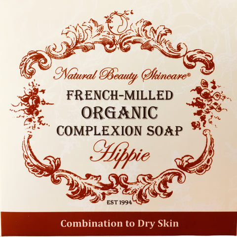 Organic Hippie Complexion Bar - Soap