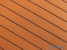 composite deck boards caramel
