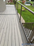 composite deck boards hazelwood