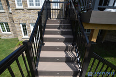 CompositeDeckDirect PVC stairs