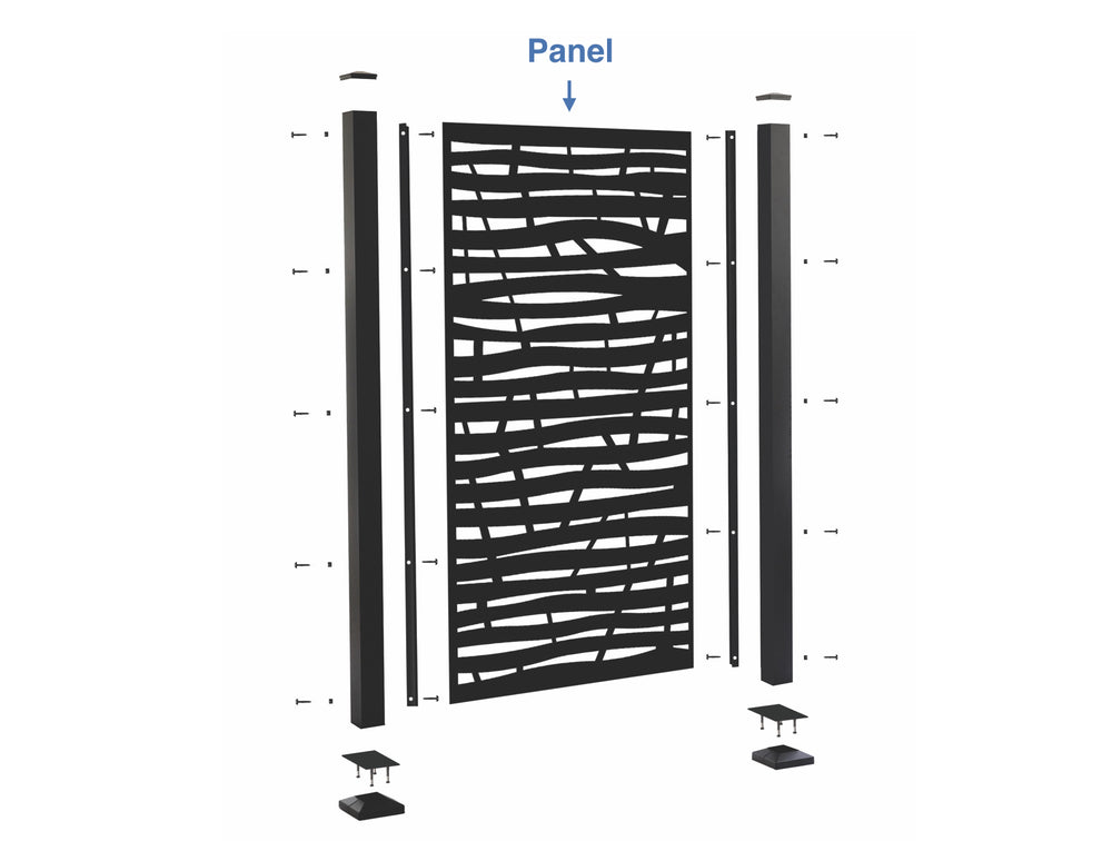Oasis™ Privacy Screen Panel
