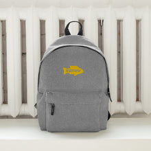 Load image into Gallery viewer, Kotaku Censorfish Embroidered Backpack