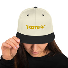 Load image into Gallery viewer, Kotaku Logo Snapback Hat