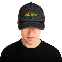 Load image into Gallery viewer, Kotaku Logo Vintage Baseball Cap