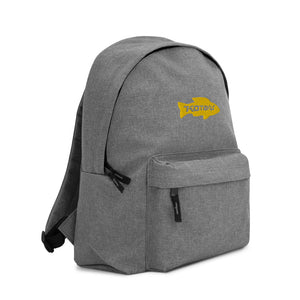 Kotaku Censorfish Embroidered Backpack