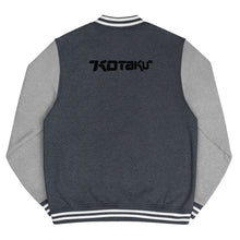Load image into Gallery viewer, Kotaku Logo Letterman Jacket